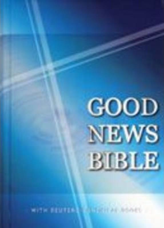 Good News Bible Medium Size Hardcover Zoe