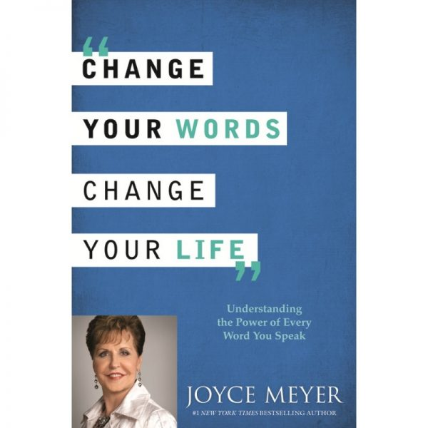 CHANGE YOUR WORDS - JM