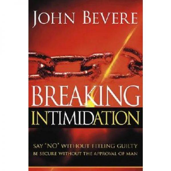 breaking intimidation jb