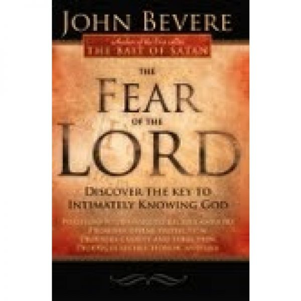 the fear of the lord jb