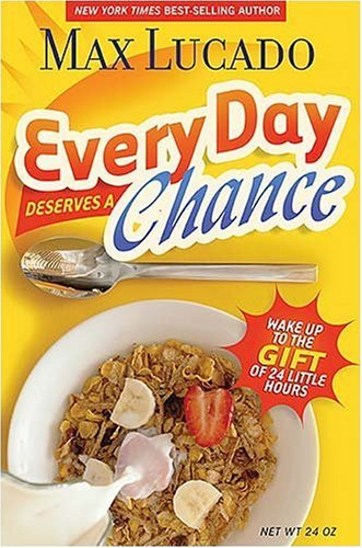 everyday deserves a chance ml