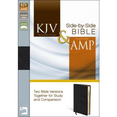 KJV-AMP BONDED LEATHER