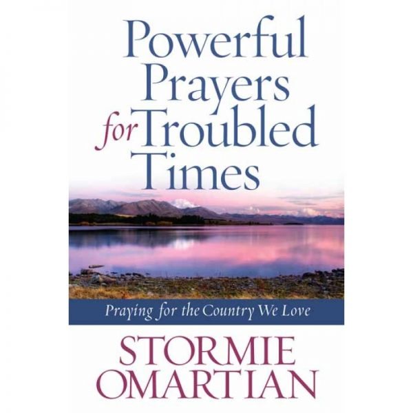 POWERFUL PRAYERS FOR TROUBLED TIMES - S. OMARTIAN