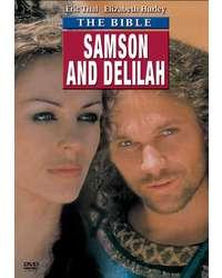 The Bible Samson and Delilah