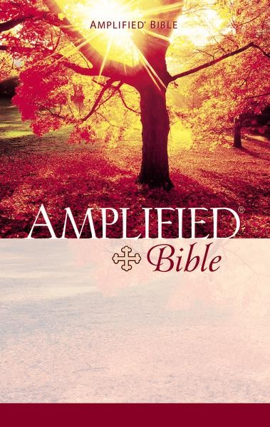 Amplified Bible Hard Cover