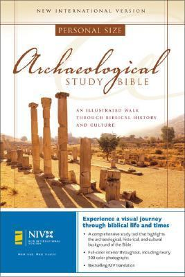 Archaeological Study Bible NIV Personal Size Hardcover