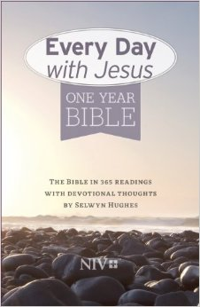 Every Day With Jesus One Year Bible NIV Hardcover
