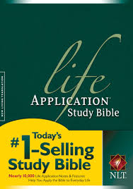 Life Application Study Bible Hardcover