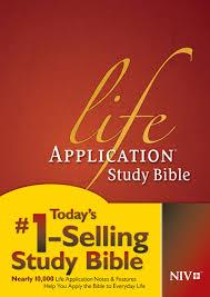Life Application Study Bible NIV Hardcover