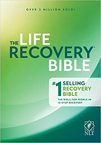 NLT RECOVERY BIBLE