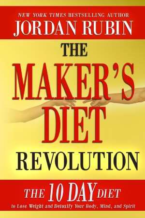 THE MAKER'S DIET REVOLUTION JORDAN RUBIN