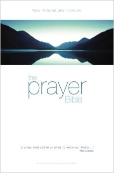 The Prayer Bible NIV Hardcover