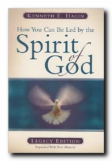 HOW YOU CAN BE LED BY THE SPIRIT OF GOD KENNETH HAGIN ZOE CHRISTIAN BOOKSHOP