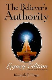 THE BELIEVER'S AUTHORITY KENNETH HAGIN ZOE CHRISTIAN BOOKSHOP