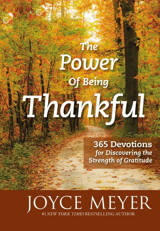 The Power Of Being Thankful - Joyce Meyer