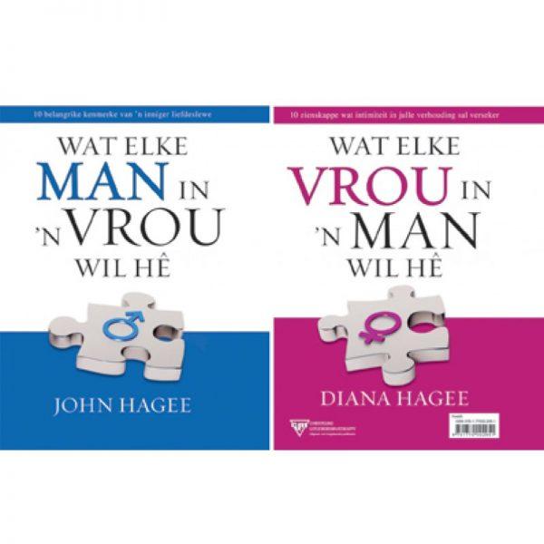 Wat Elke Man In n Vrou Wil He - Wat Elke Vrou In N Man Wil He John en Diana Hagee