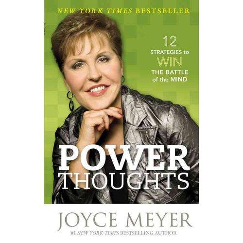 POWER THOUGHTS JOYCE MEYER