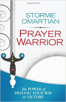 prayer warrior stormie omartian