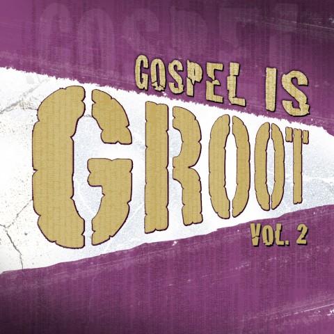 Gospel is Groot Vol 2 cd