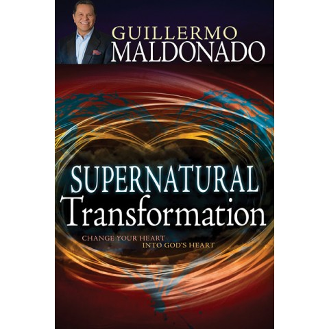 supernatural transformation - Guillermo maldonado