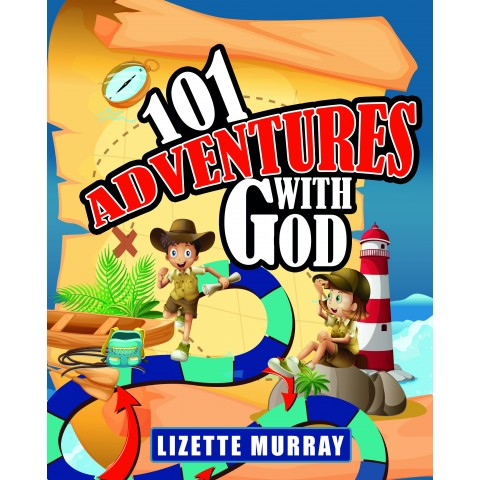 101 Adventures with God Lizette murray