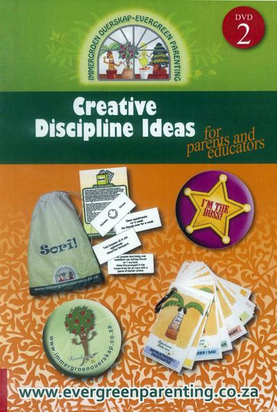 Creative Discipline Ideas Parents&educators(dvd)400px