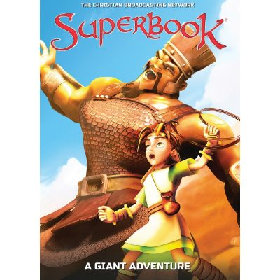 Superbook - A great adventure