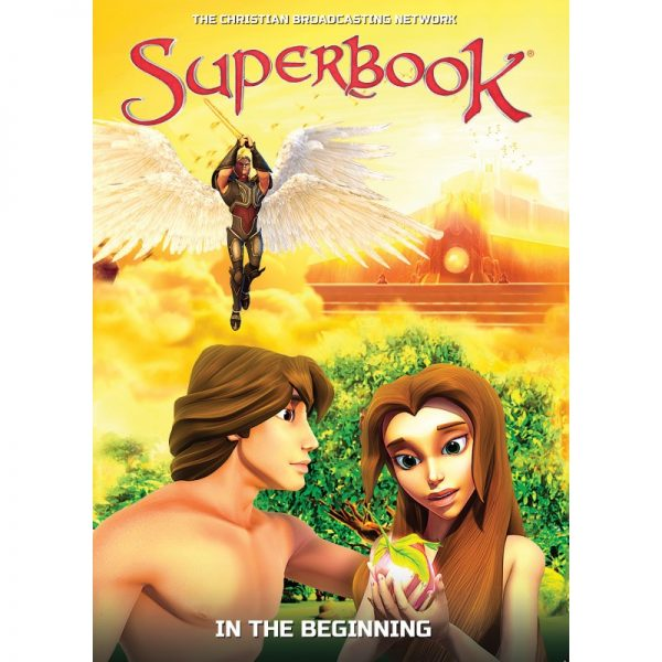 Superbook In the Beginning