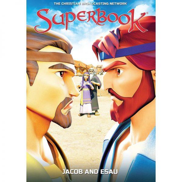 Superbook Jacob and Esau
