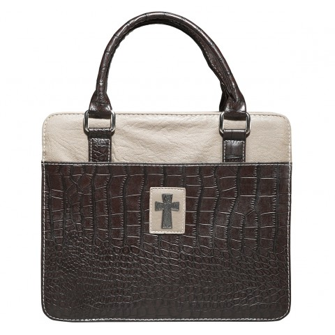 bible bag croc cross