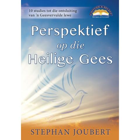 perspektief op die Heilige Gees stephan Joubert