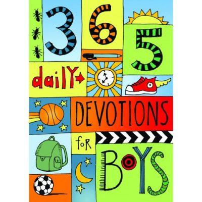 365 daily devotions boys