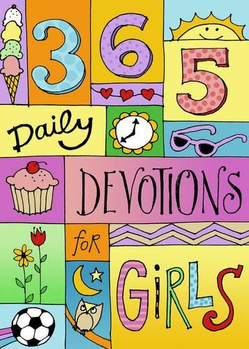 365 DAILY DEVOTIONS FOR GIRLS