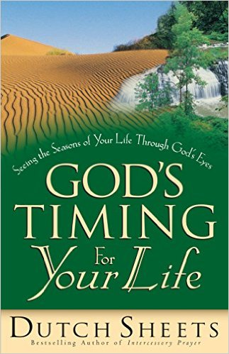 GODS TIMING FOR YOUR LIFE DUTCH SHEETS