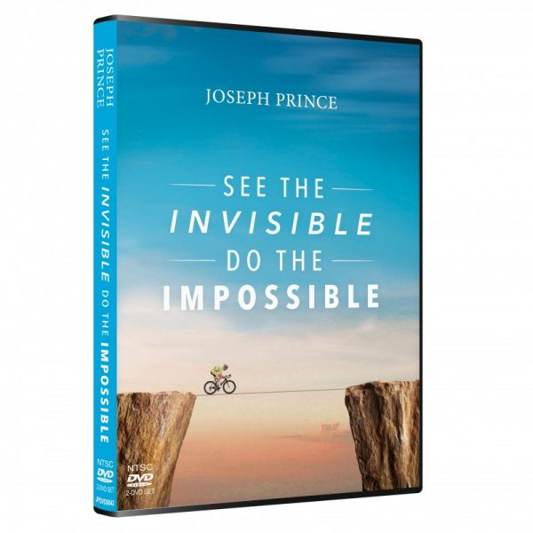 See the invisible do the impossible