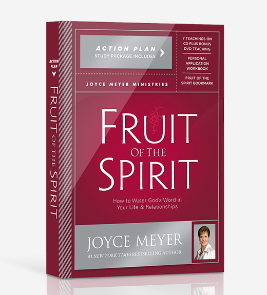 fruit of the spirit - joyce meyer