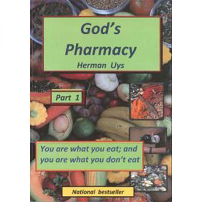 God s pharmacy part 1 herman uys zoe for God s garden pharmacy
