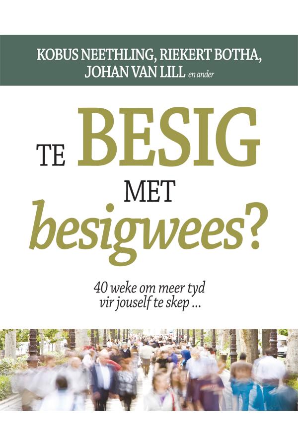 te-besig-met-besigwees-various