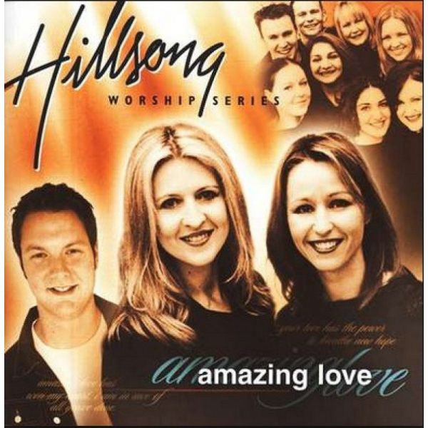 AMAZING LOVE HILLSONG