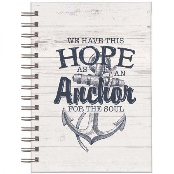 HOPE IS AN ANCHOR JOURNAL