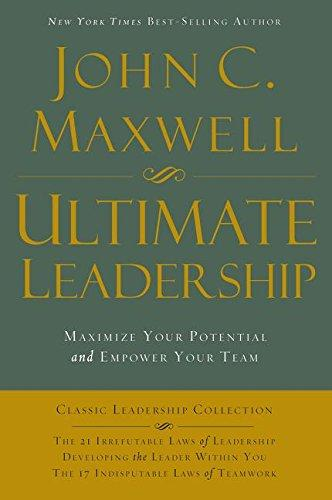 ULTIMATE LEADERSHIP JOHN MAXWELL