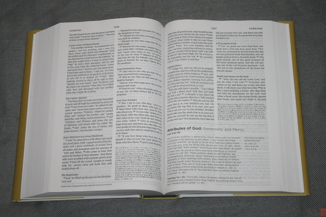 Esv Systematic Theology Study Bible Hardcover Zoe