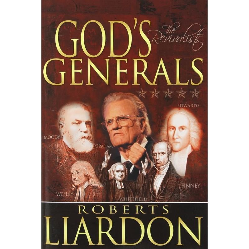 Gods Generals Book