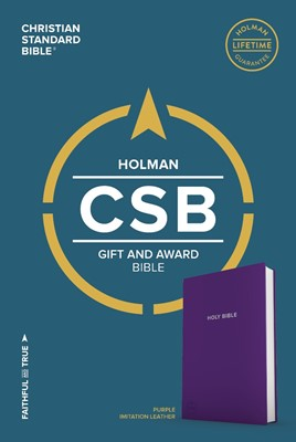 Christian Standard Bible (CSB)