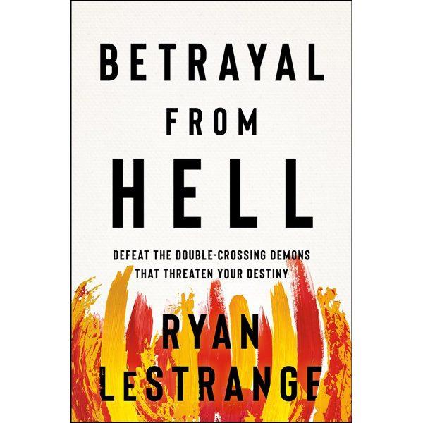 Betrayal From Hell -Paperback -Ryan LeStrange