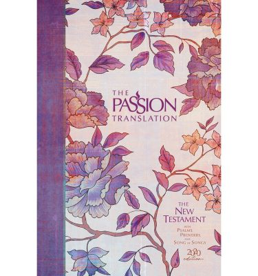 The Passion Translation 2020 Bible